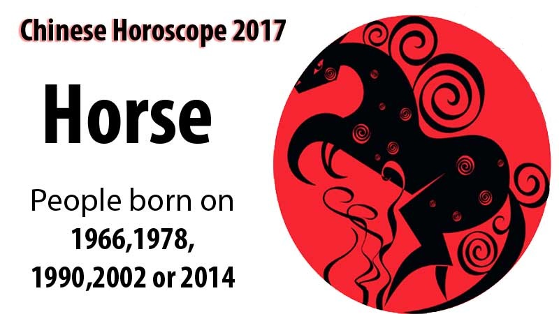 Horse Chinese Horoscope 2017 - Love  Career  Health  Finance