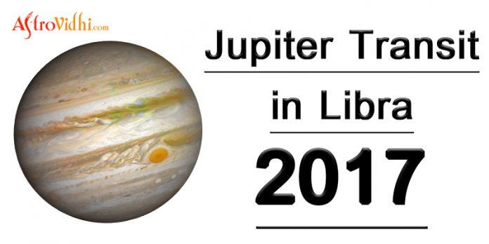 Jupiter transit in Libra