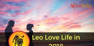 Leo Love Life in 2018