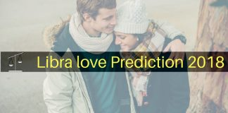 Libra Love Predicition 2017