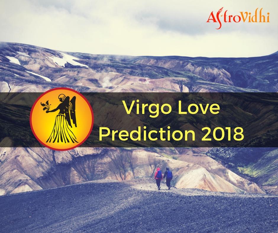 Virgo Love Prediction 2018