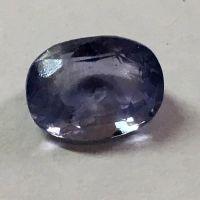 Natural Blue Sapphire - 3.86 Ct