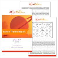 Saturn Transit Report