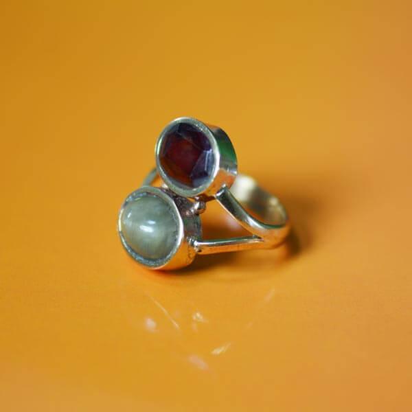 Bhairav Laxmi Ring