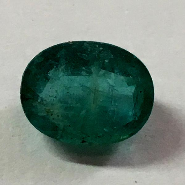 Natural Emerald - 3.91 Ct