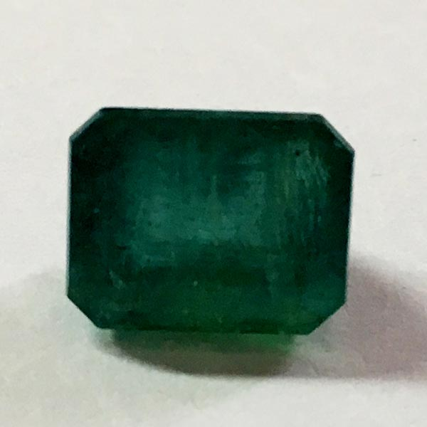 Natural Emerald - 5.14 Ct