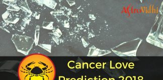 Cancer Love Prediction 2018