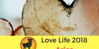 love life aries 2018 prediction