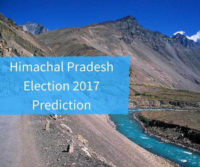 Himachal Pradesh Election 2017 Prediction