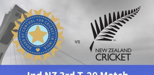 India NZ Third T-20 Match Prediction
