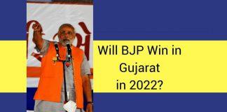 Will BJP Win in Gujarat in 2022