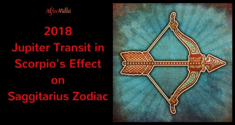 2018 Jupiter Transit in Scorpio Effect on Saggitarius Zodiac