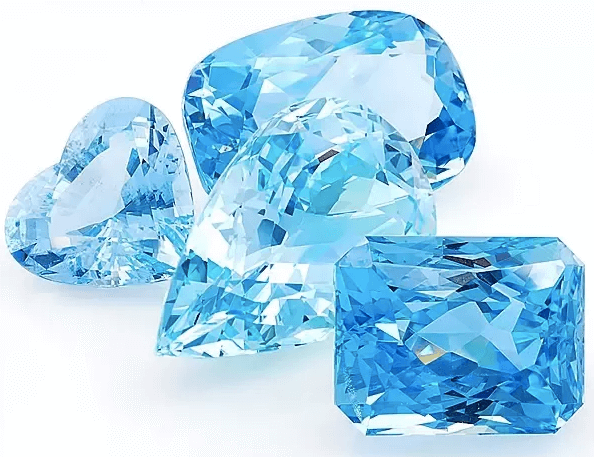 Aquamarine Gemstones guide