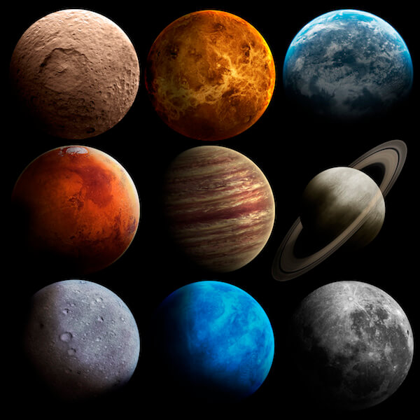 Significance of Planets in Vedic Astrology