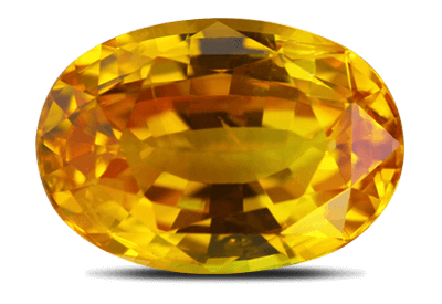 Benefits of wearing Yellow Sapphire