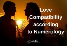Love Compatibility according to Numerology