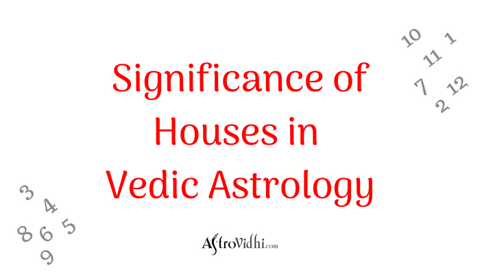 Significance Of Houses In Vedic Astrology Complete Info On 12 Houses