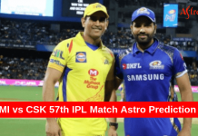 MivsCSK 54th IPL Match prediction