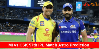 MivsCSK 54th IPL Match prediction