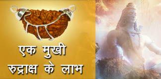 Benefits of 1 Mukhi Rudraksha