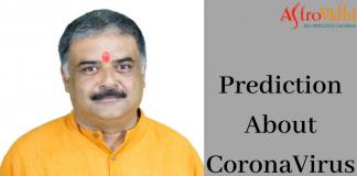 prediction about coronavirus
